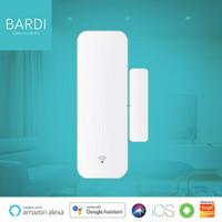 BARDI Wifi Door Window Sensor Smart Home Security Keamanan Rumah
