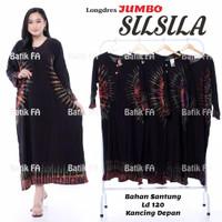 Long dress jumbo SILSILA - Long dress rayon - daster jumbo