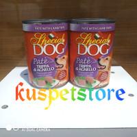 Makanan Anjing Dogfood Kaleng Monge Special Dog Pate Tripe Lamb 400 gr