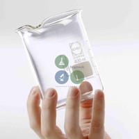 Gelas Piala DURAN 600mL Beaker Glass Gelas Beker Original Low Form