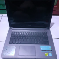 laptop dell inspiron 5458 gaming dan SSD