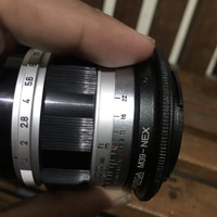 Canon LTM 50mm f 1.4