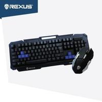 Keyboard Rexus Warfraction VR2 Bundle/wireless