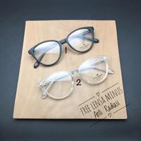 Frame Kacamata Kate Spade 608 Cat Eye Kacamata Minus Paket Lensa Murah