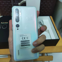 Xiaomi Mi Note 10 Camera 108Mp 6/128 Fullset ori 6gb 128gb BUKAN PRO