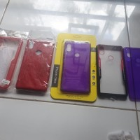 Softcase & Hardcase Xiaomi Mi Mix 2s Bonus Tempered Glass