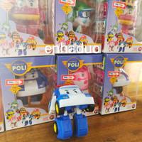 ROBOCAR POLI TRANSFORMATION ROBOT TO CAR