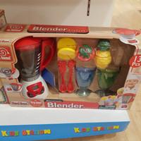 redbox set blender/jastip mainan kidzstasion original/mainan edukasi