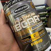 PLATINUM BCAA 200 tablet B.P.O.M Muscle Tech Bcaa 8.1.1 bcaa 811