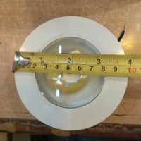 Lampu sorot led OB 5 watt warm white / white