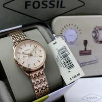 Jam Tangan Wanita Fossil ES-3713 Rose Gold