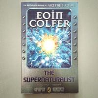Eoin Colfer The Supernaturalist buku import anak remaja