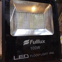 Lampu sorot led outdoor 100 watt( warm white/ white )