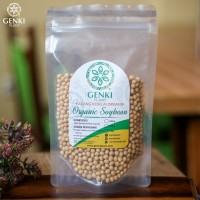 Organic Soybean ( Kacang Kedelai Organik) - 1 kg