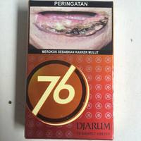 Djarum 76 isi 12 / Rokok Djarum 76 / Cigarette