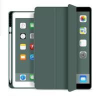 Ipad Mini 5 Flip Cover Smart Case Leather Auto Lock Slot Pen
