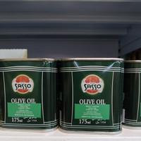 sasso olive oil classico175 ml