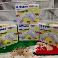 hand mixer miyako hm 620 tangan