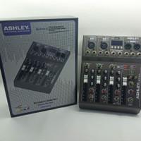 mixer audio ashley better 4 murah bagus