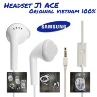 HEADSET SAMSUNG J1 ACE ORI VIETNAM 100% HANDSFREE MADE IN VIETNAM