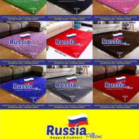 karpet bulu rasfur RUSIA