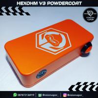 HEXOHM V3 POWDERCOAT (ORANGE)