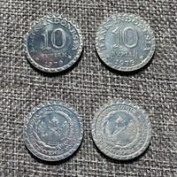Uang kuno paket mahar nikah 20 rupiah