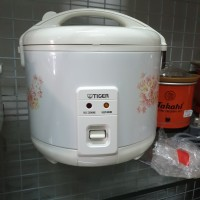 Tiger JNP-1000 5.5 Cups Rice Cooker and Warmer, Made in Japan
