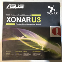 USB Soundcard Asus Xonar U3