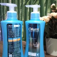 sabun mandi oilum hydrating care body wash bottle 210ml