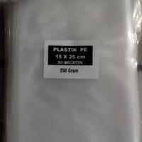 Plastik PE uk 15 x 25 CM