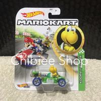 Hot Wheels MarioKart Koopa Troopa
