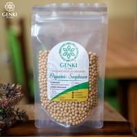 Organic Soybean ( Kacang Kedelai Organik) - 500 g