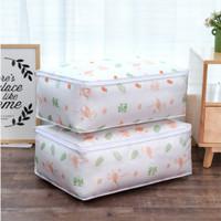 Dust Cover Kantong Penyimpanan Selimut Bed Cover Anti Debu Storage Bag - Flaminggo