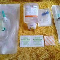 Paket Infus Set Lengkap