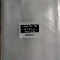 Plastik PE uk 18 x 25 CM