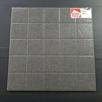 Keramik lantai ASIA TILE 30x30 Alpha Black GRAB/GOJEK INSTAN ONLY