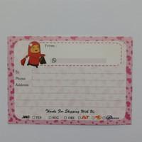 sticker label pengiriman olshop