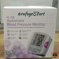 Tensimeter digital Dr Care HL 158   Tensi Pergelangan Tangan
