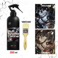 OXIDE multi purpose cleaner,pembersih minyak dan sisa oli kendaraan