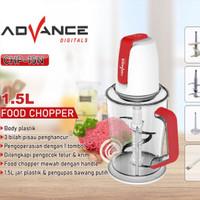 Blender Daging Advance CHP 15N Food Meat Chopper Plastik