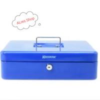 KRISBOW - CASH BOX 30Cm - BIRU