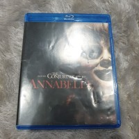 Blu ray Annabelle Reg A US - Second