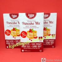 Healthy Food Pancake Mix Ladang Lima
