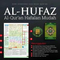 AL-QUR'AN HAFALAN MUDAH HC B6
