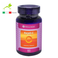 Wellness Excell C 500 mg isi 60 Tablet Vitamin C
