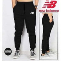 CELANA JOGGER PANTS NEW BALANCE (NB) Celana training Sweatpants premiu