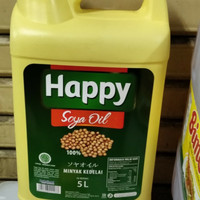 minyak happy soya oil