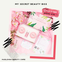My Secret Beauty Box Muslimah Beauty Care