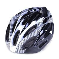Helm Sepeda EPS Foam PVC Shell - x10
